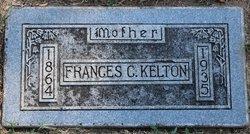 Frances D <I>Cole</I> Kelton
