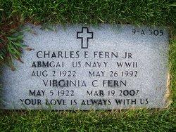 Charles E Fern, Jr