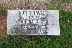 Rutha <I>Taylor</I> Works