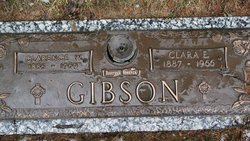 Clarence Walter Gibson