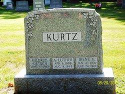 Mildred Ida <I>Kurtz</I> Bietsch