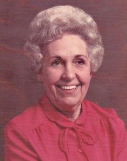 Elizabeth Scott <I>Mason</I> Vance/Childers