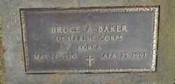 Bruce A. Baker