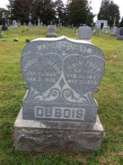 Dinah <I>Freer</I> DuBois