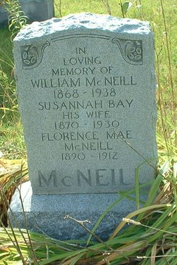 Susannah <I>Bay</I> McNeill