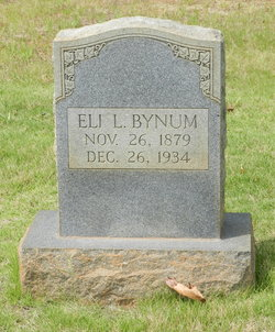 Eli L Bynum