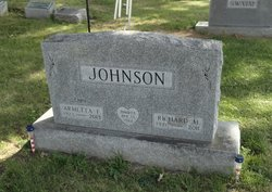 """Armetta Fern """"Toby"""" <I>Thorndyke</I> Johnson"""