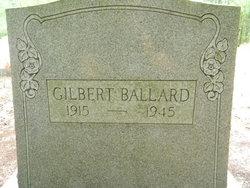 Gilbert Ballard