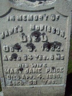 Mary Jane <I>Price</I> McKibbon