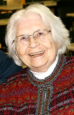 "Elizabeth Louise ""Betty"" <I>Hostetter</I> Beckfield"