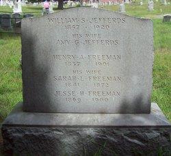 Sarah Louisa <I>Kelley</I> Freeman