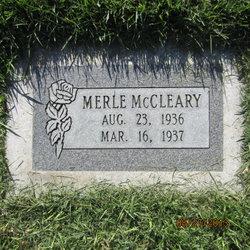 Merle Mccleary