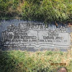 Edmund James Brown