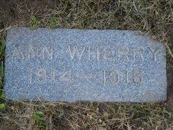 Cora Ann Wherry