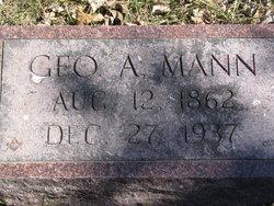 George Alan Mann