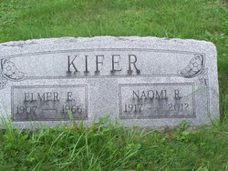 Elmer Ellsworth Kifer