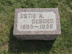 """Avis Esta """"Estie"""" <I>Dalrymple</I> DeBord"""