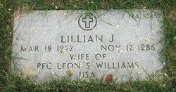 Lillian J Williams