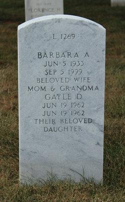 Barbara A Aikman