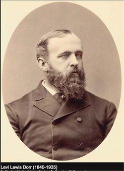 Dr Levi Lewis Dorr