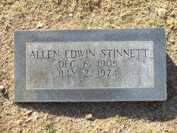 Allen Edwin Stinnett