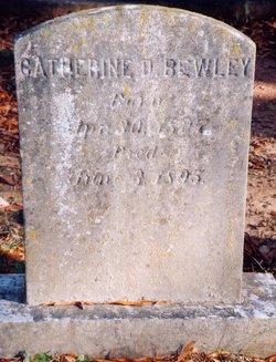 Catherine Douglas <I>Hale</I> Bewley