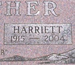 Harriett L <I>Black</I> Meriwether