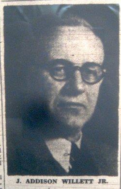 John Addison Willett, Jr