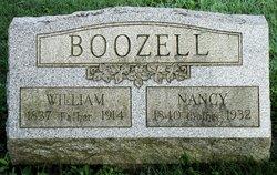 Nancy <I>McConnell</I> Boozell