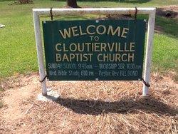 Cloutierville Baptist Church Cemetery