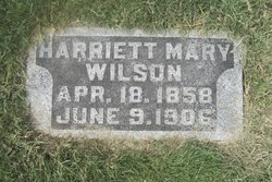Harriet Mary Wilson