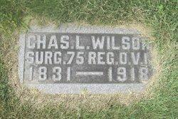 Dr Charles L. Wilson