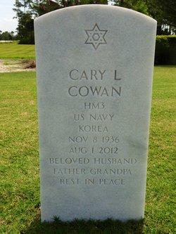 Cary Lee Cowan