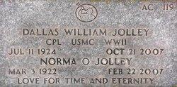 Dallas William Jolley