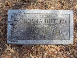 Norma Jean <I>Butler</I> Wilkins