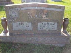 "Karen K ""Kay"" <I>Greer</I> Gaus"