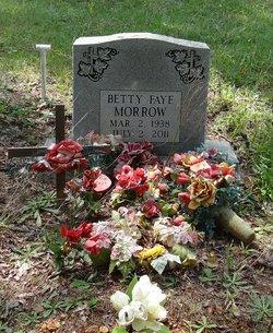 Betty Faye <I>Studdard</I> Morrow