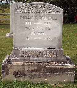 Viola P <I>Kinne</I> Crandall