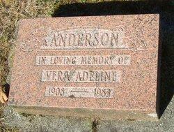 Vera Adeline Anderson