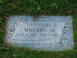 "Theodore Edward ""Ted"" Wherry, Jr"