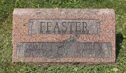 Flossie M <I>Feaster Thurston</I> Feaster