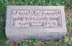 Laura Gaskill Saxton