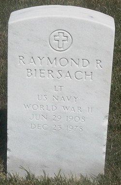 Raymond R Biersach