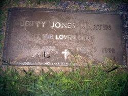 Betty Onare <I>Jones</I> Martin