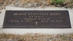 Jeane Stanton Bope