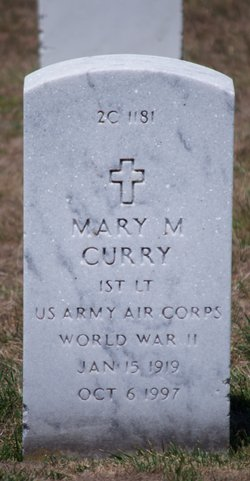 Mary Margaret Curry