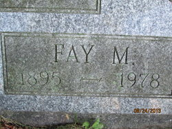 Fay <I>Meddaugh</I> Lathrop