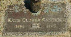Katie <I>Clower</I> Campbell
