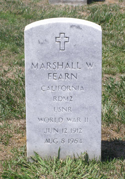 Marshall W Fearn