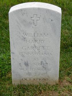 William Harry Garrett